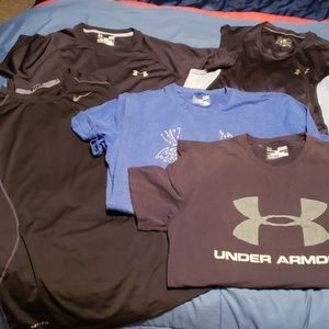 Mens Size Small Athletic Shirts